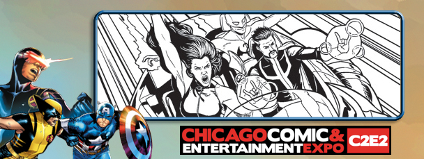 C2E2 2012: Jamie McKelvie Comes to Defenders