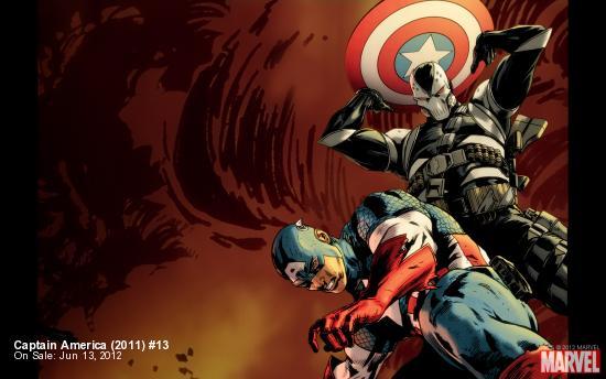 Captain America (2011) #13