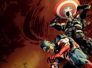 Captain America (2011) #13 Wallpaper