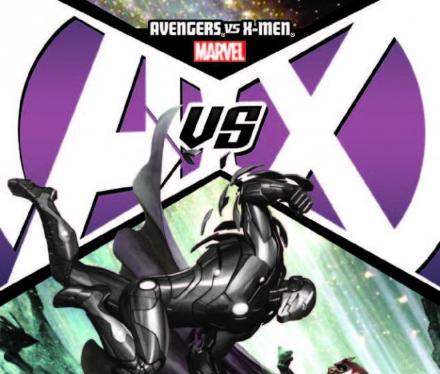 AVENGERS VS. X-MEN 12 X-MEN TEAM VARIANT (WITH DIGITAL CODE)