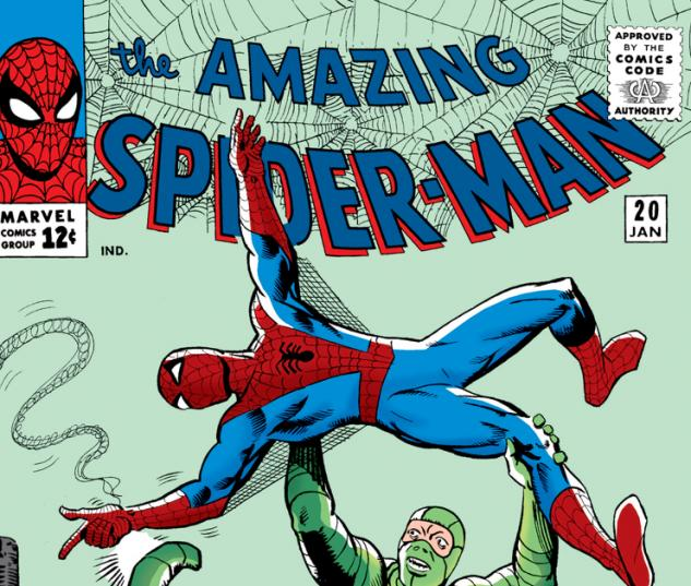 Amazing Spider-Man (1963) #20