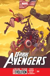 Dark Avengers #184 