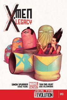 X-Men Legacy #13