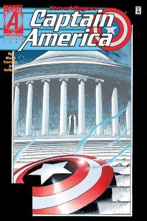 Captain America #444