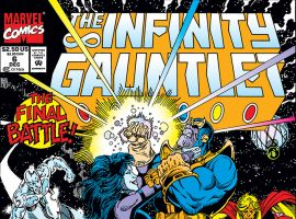 Infinity Gauntlet (1991) #6
