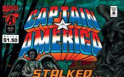 Captain America (1968) #442 Cover