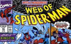 Web of Spider-Man (1985) #65