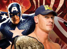 Fightin' Fanboys: John Cena