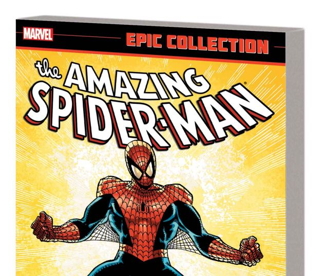 AMAZING SPIDER-MAN EPIC COLLECTION: COSMIC ADVENTURES TPB