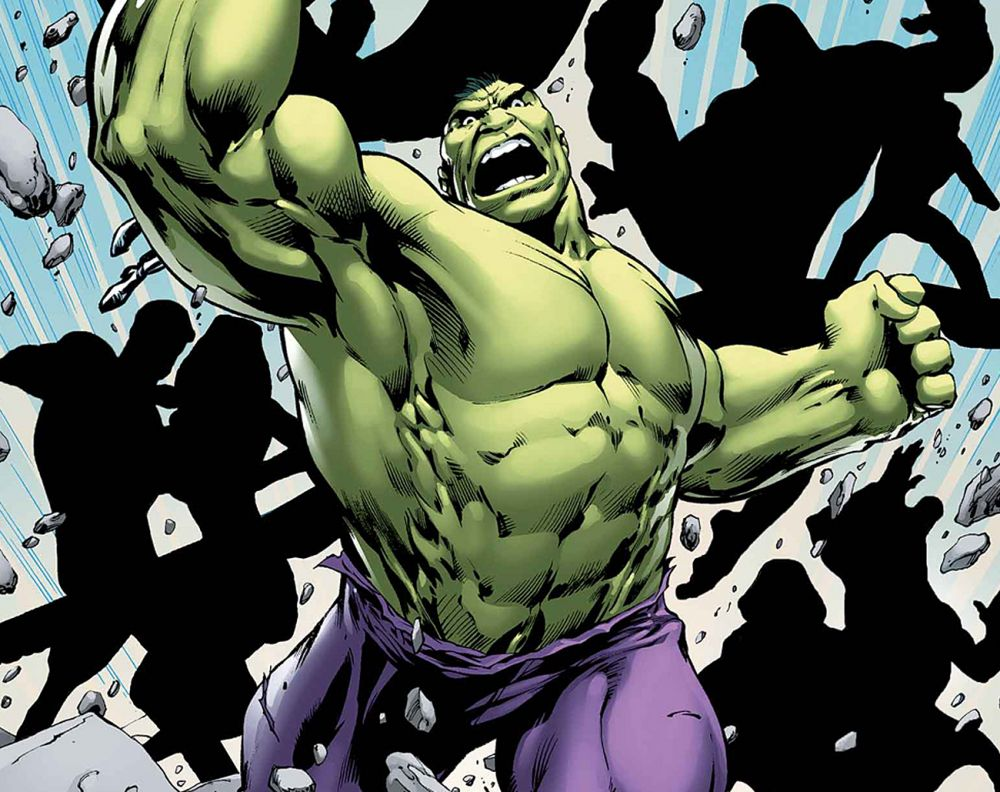 Unleash the Beast in Savage Hulk this June