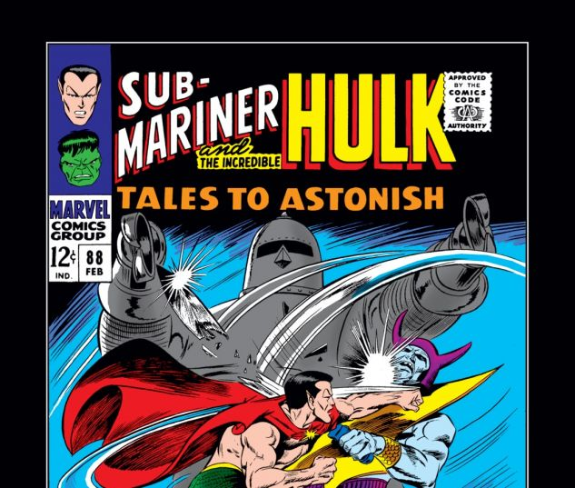 Tales to Astonish (1959) #88 Cover