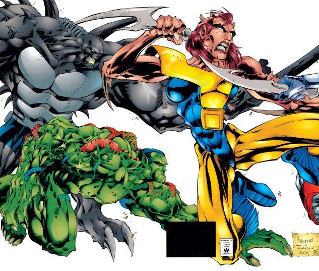 Uncanny X-Men (1963) #325 Cover