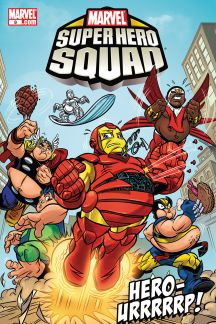 Super Hero Squad #8