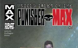 UNTOLD TALES OF PUNISHER MAX 3