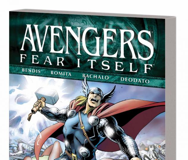 FEAR ITSELF: AVENGERS TPB