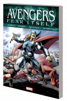 Fear Itself: Avengers (Trade Paperback)