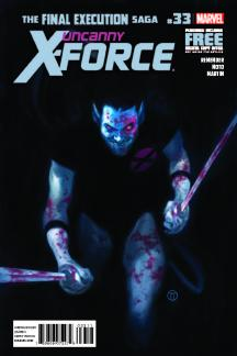 Uncanny X-Force #33