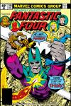 Fantastic Four (1961) #208 Cover