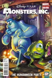 Monsters, Inc. (2012) #1