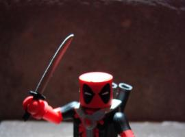 Best of Marvel Minimates Series 2 Deadpool