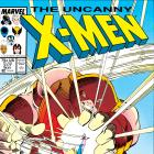 Uncanny X-Men (1963) #217 Cover