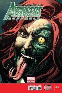 Avengers Assemble (2012) #13