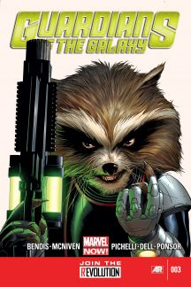 Guardians of the Galaxy (2013) #3
