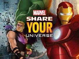 Marvel: Share Your Universe