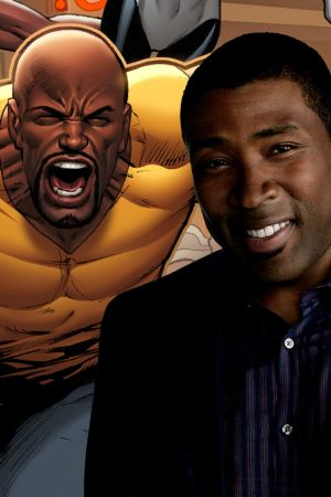 The Marvel Life: Cress Williams