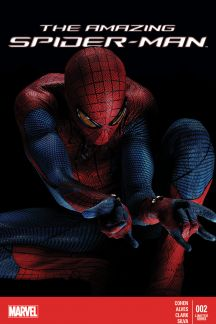 The Amazing Spider-Man: The Movie Adaptation #2