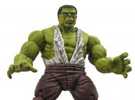 Marvel Select Savage Hulk Figure