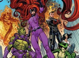 Welcome to the Inhumans