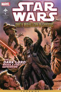 Star Wars: Darth Vader And The Cry Of Shadows #1