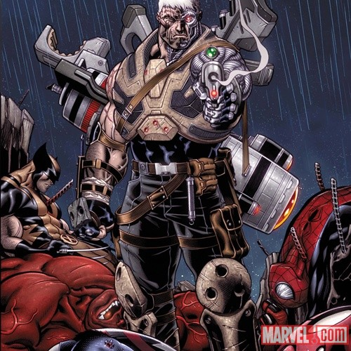 Avengers: X-Sanction Liveblog