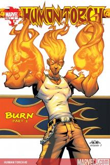 Human Torch (2003) #2