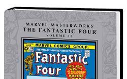 MARVEL MASTERWORKS: THE FANTASTIC FOUR VOL. 11 #0