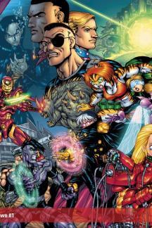 Marvel Mangaverse: New Dawn #1