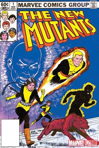NEW MUTANTS #1 (1983)
