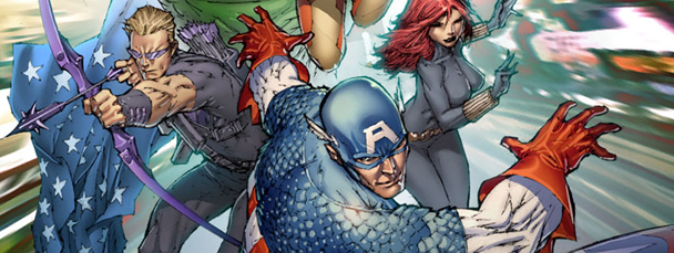 Sneak Peek: Avengers Assemble #1 Variant