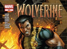 Wolverine (2010) #304