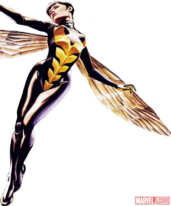 The Wasp by J.G. Jones