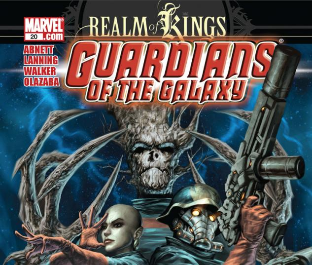 Guardians of the Galaxy #20