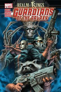 Guardians of the Galaxy (2008) #20