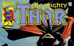 Thor (1998) #34 Cover