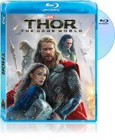 Thor: The Dark World on Blu-ray