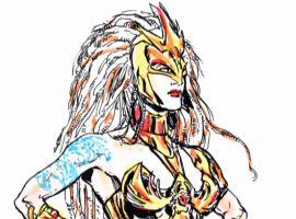 Marvel AR: Fearless Defenders #3 Art Evolution
