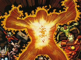 The Rise and Fall and Rise of Korvac