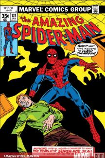 Amazing Spider-Man (1963) #176