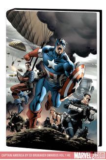 Captain America by Ed Brubaker Omnibus Vol. 1 (Hardcover)