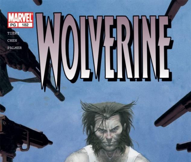 Wolverine #182